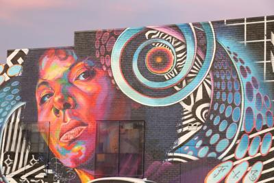 street art mural East Colfax