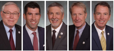 El Paso County senators
