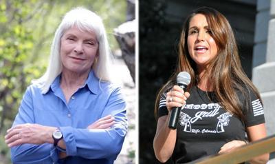 Election 2020 Diane Mitsch Bush Lauren Boebert