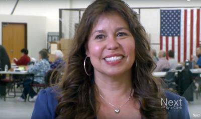 Joan Lopez 9News interview