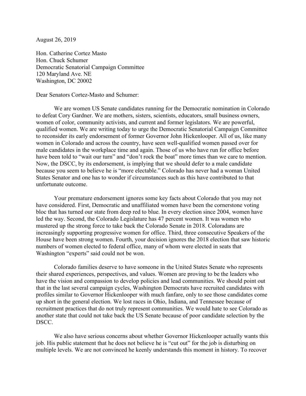 DSCC letter 8-26-19