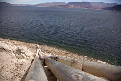 Colorado River Drought Plan lake mead