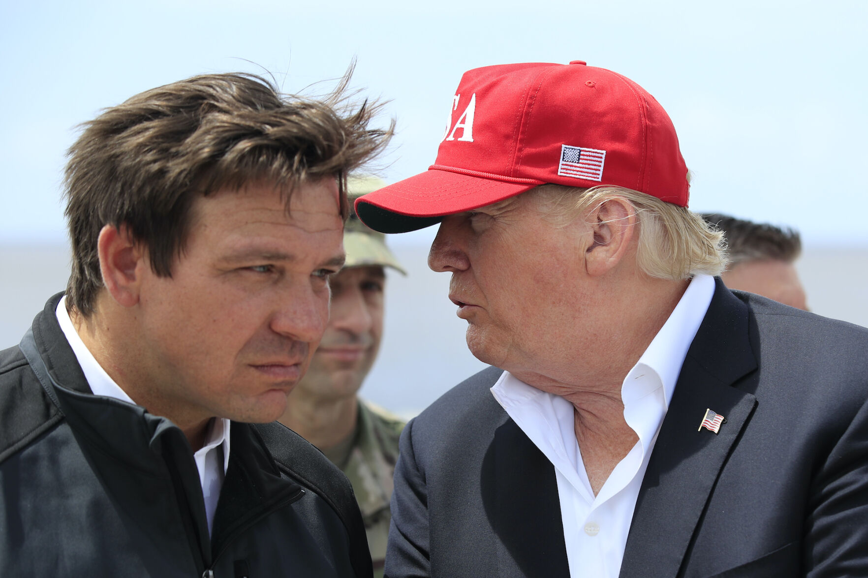 Florida Gov. Ron DeSantis edges out Donald Trump in Western Conservative Summit's presidential straw poll