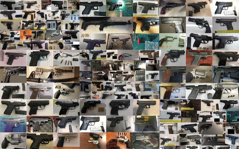Rate of gun-toting passengers soaring at Denver airport
