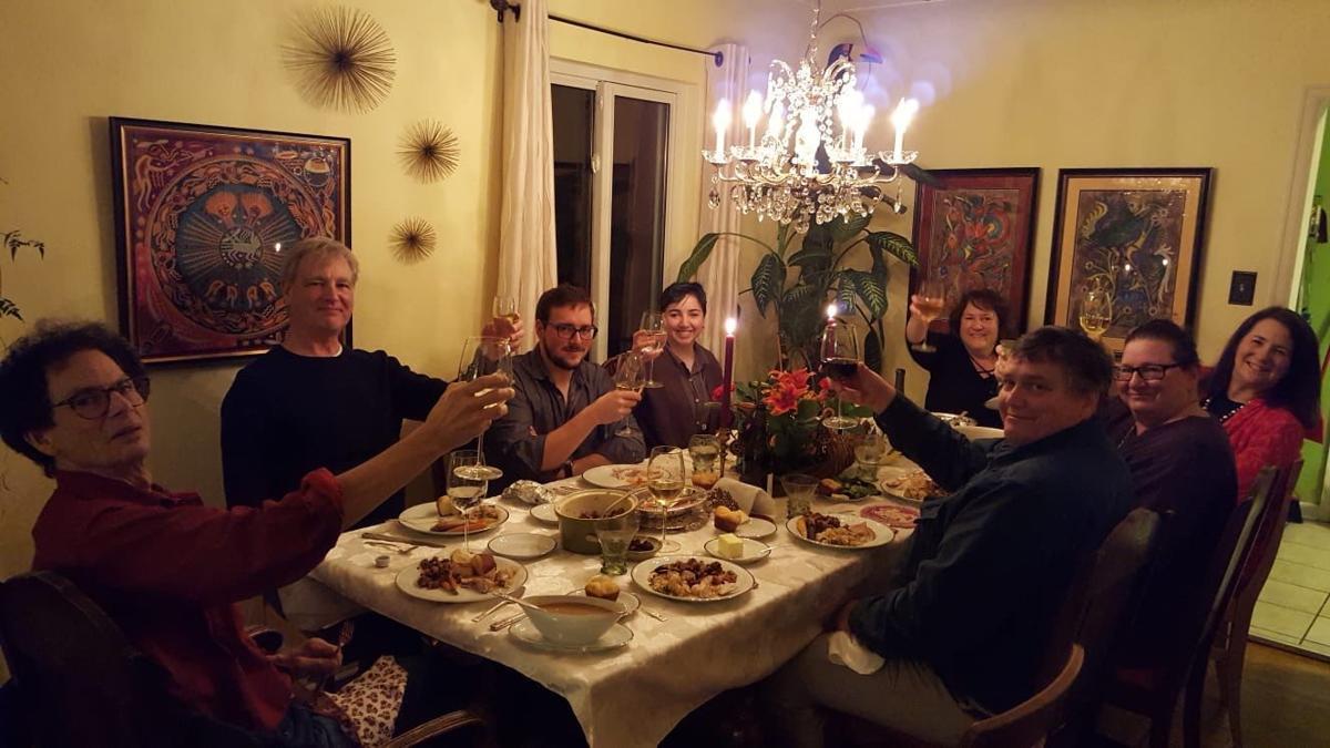 DeGette Family Photo from Thanksgiving