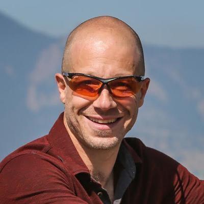Robert Bogatin, director of Resilient Restaurants