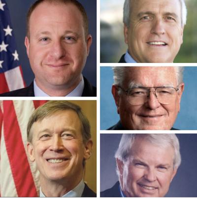 Colorado Democratic governors