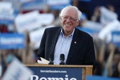 Denver 2020 Bernie Sanders