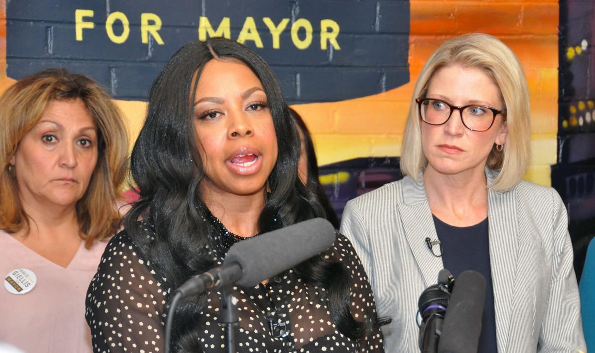 Denver Mayor Branch-Wise