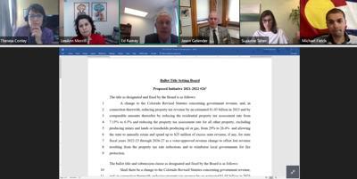 Title Board meeting April 30, 2021