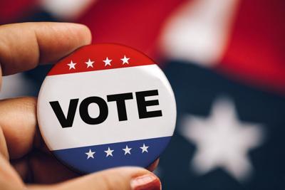women turn up to vote