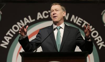 Hickenlooper National Action Network Convention