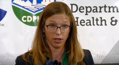 State toxicologist Kristy Richardson
