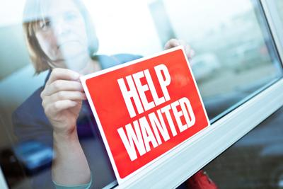 Jobs employment help wanted hiring
