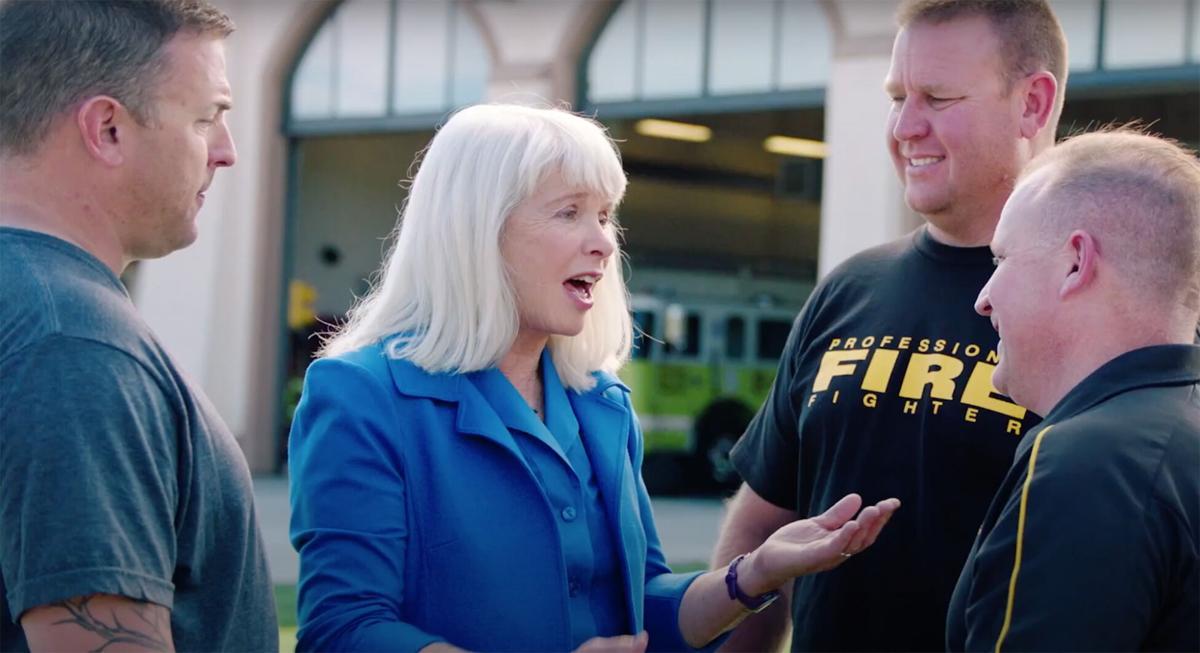 Election 2020 Diane Mitsch Bush TV ad