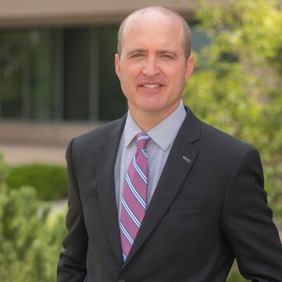 Brian Mason, DA candidate
