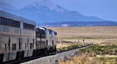 Front Range rail