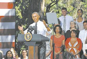 Obama raises hopes, money, in Denver
