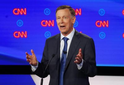 Election 2020 John Hickenlooper Senate