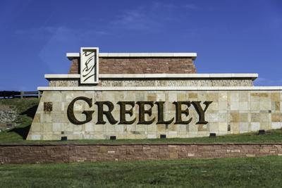 Greeley, Colorado City Limit