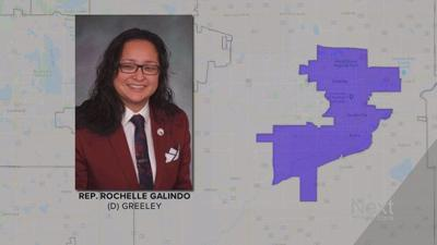 Colorado state Rep. Rochelle Galindo