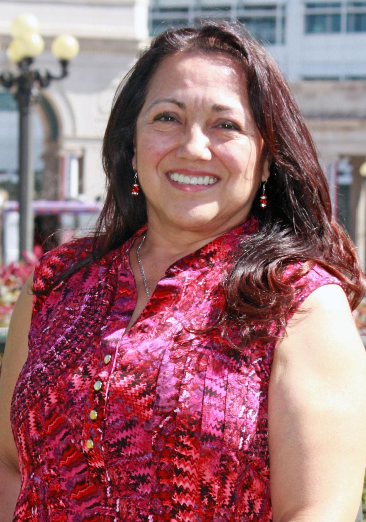 Denver City City Councilwoman Debbie Ortega.