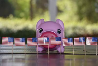 United States, Piggy Bank