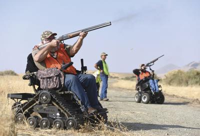 Hunting In Wheelchairs