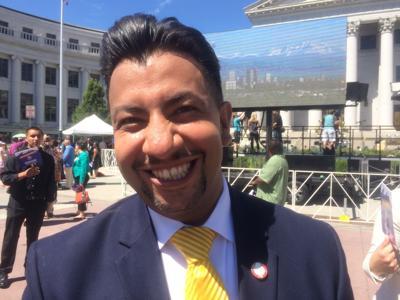 Denver City Clerk and Recorder Paul D. Lopez