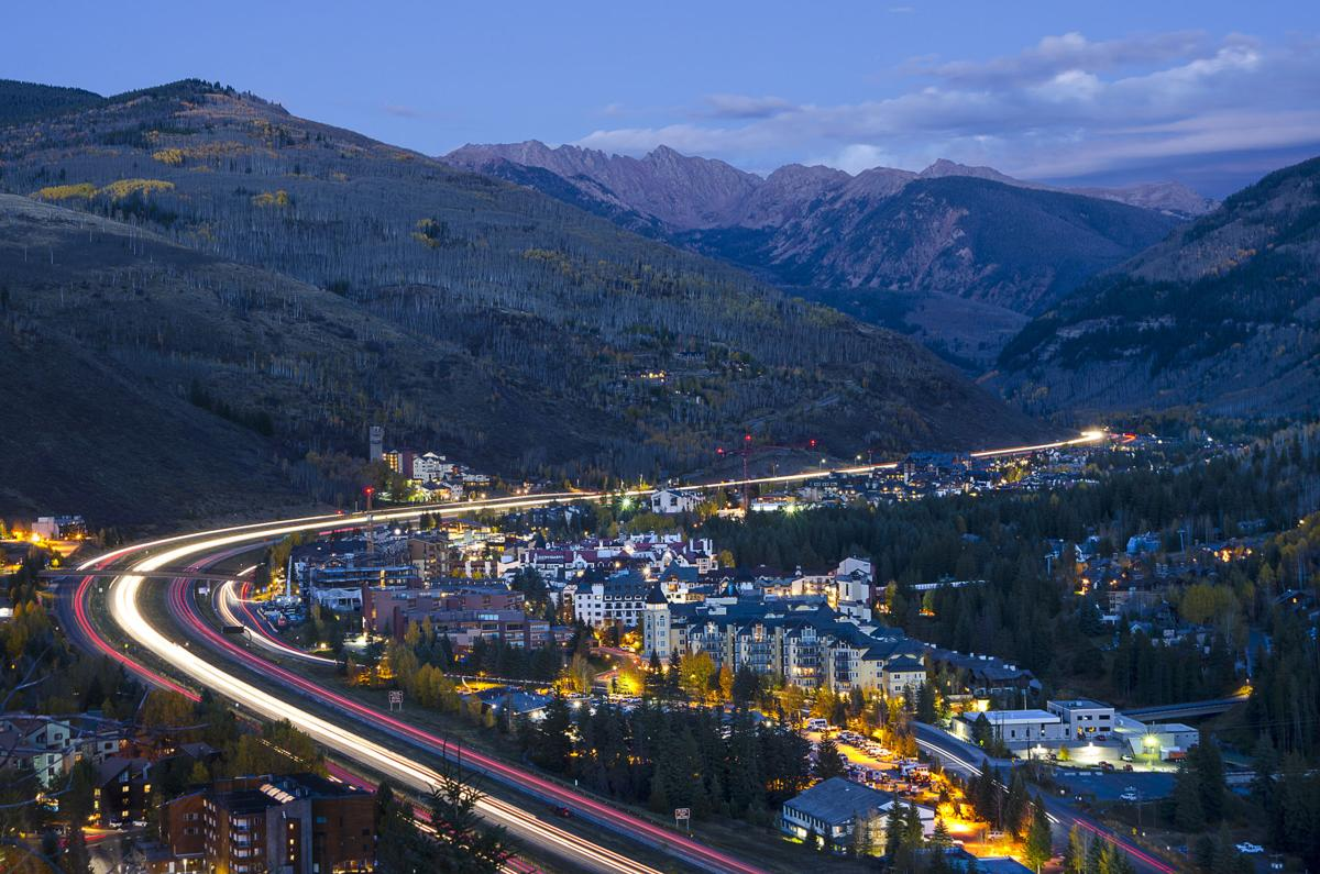 COVER STORY Vail, Colorado in the Rocky Mountains