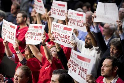 Hospitals present a major roadblock to 'Medicare for All' push