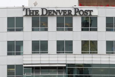 Denver Post downtown