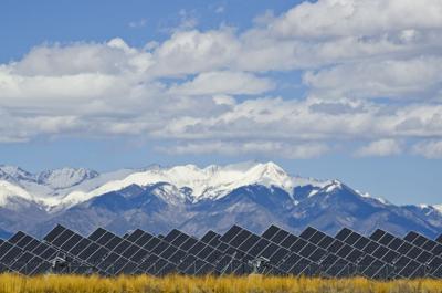 solar power colorado