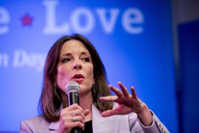 Election 2020 Marianne Williamson