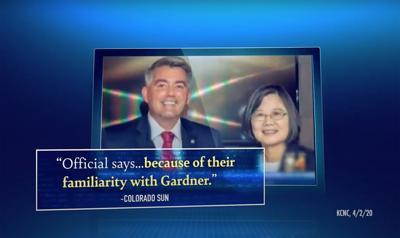 Cory Gardner TV ad COVID