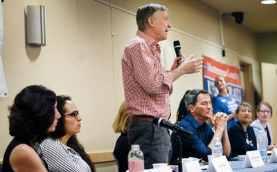 Democratic U.S. Senate candidates hold first debate in Durango