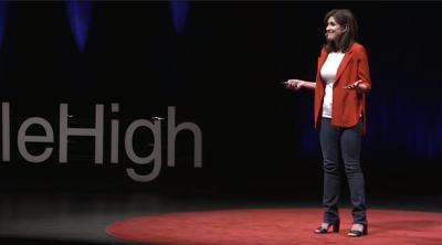 Heidi Ganahl TEDxMileHigh