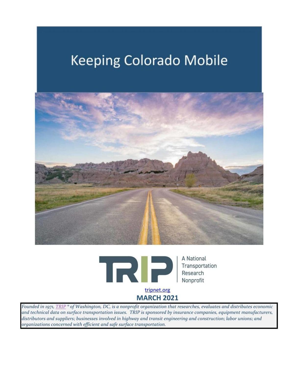 Keep Colorado Mobile Report