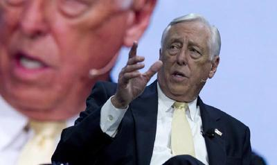 Congressional candidate Levi Tillemann says top House Democrat Steny Hoyer urged him to end primary campaign