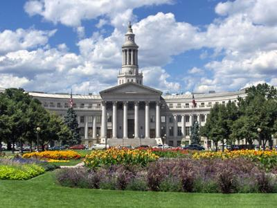 The Denver City and County Building. (iStock)