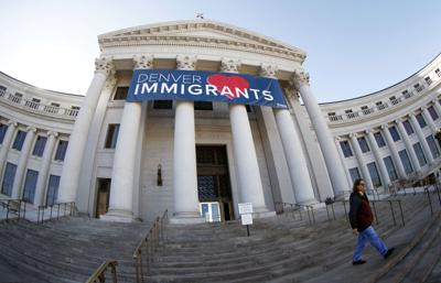 Sanctuary Cities Grants Denver immigration