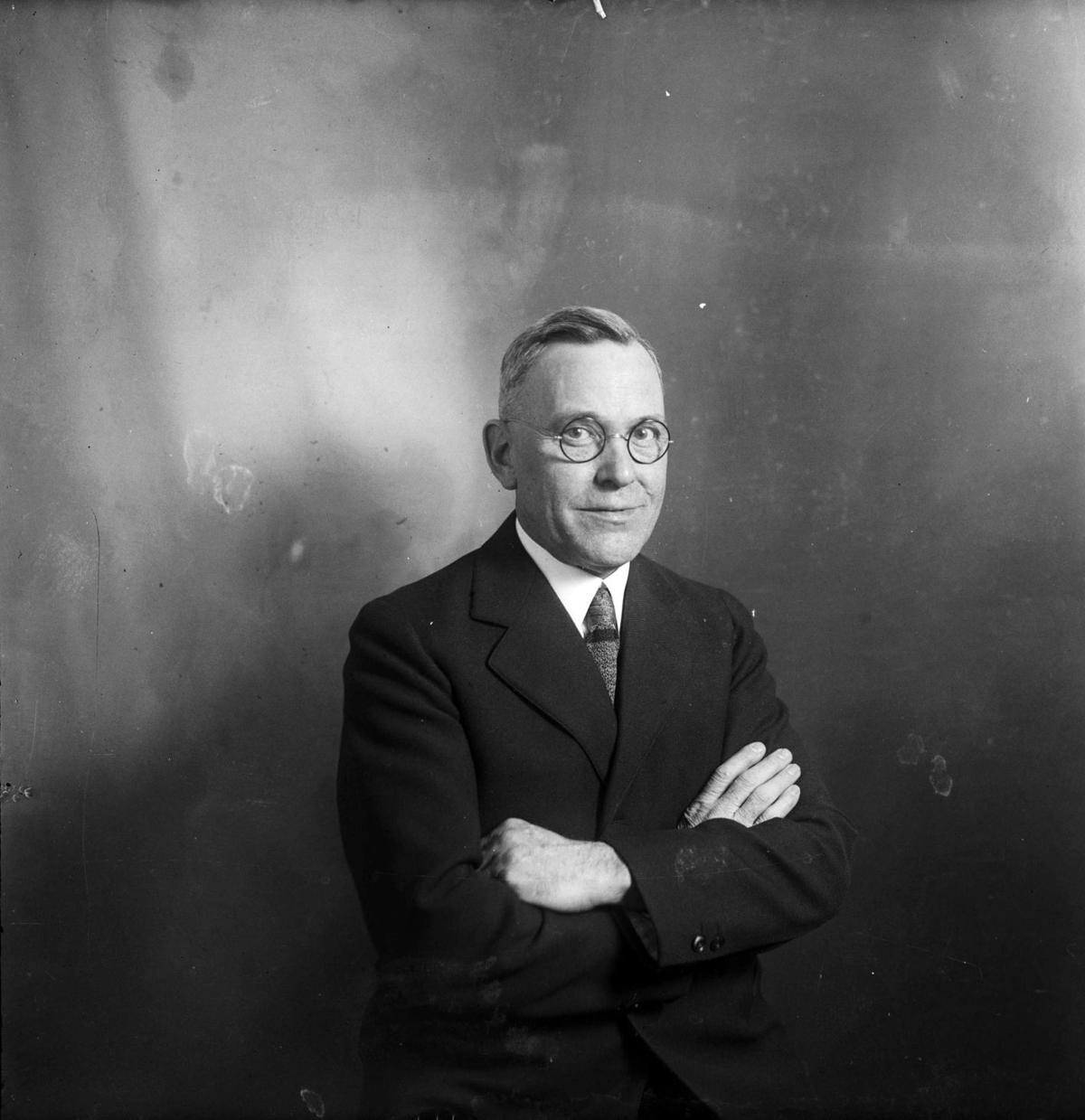 Former Denver Mayor Benjamin F. Stapleton