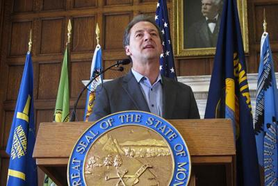 OUT WEST ROUNDUP | Bullock tells Montana contractors to report 'dark money'