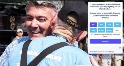 2020 Election SLF Gardner page