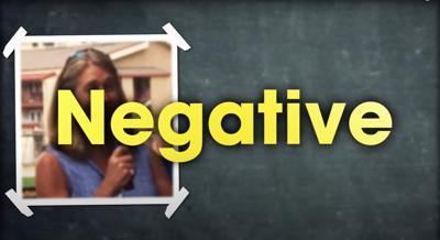 Really ad Negative