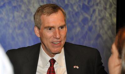 Doug Robinson is on the ballot in GOP gubernatorial primary