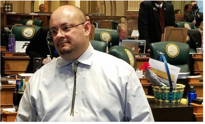 Joe Salazar to become new executive director of Colorado Rising