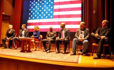 GOP Senate candidates bash Bennet, attempt to stand out in crowded field at first forum