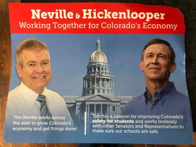 Phony endorsement of Republican gets Hickenlooper's dander up