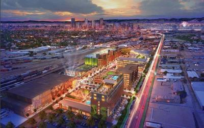 Proposed taxing district could help develop area north of RiNo